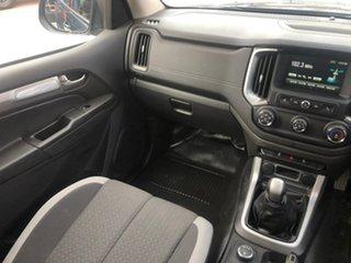 2016 Holden Colorado RG MY17 LS Pickup Crew Cab Blue 6 Speed Manual Utility
