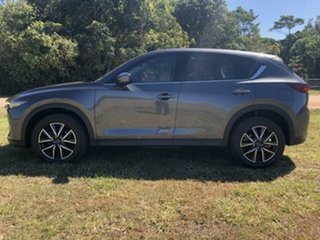 2017 Mazda CX-5 MY17.5 (KF Series 2) GT (4x4) Grey 6 Speed Automatic Wagon