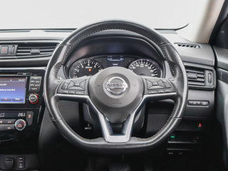 2017 Nissan X-Trail T32 ST-L (4x4) White Continuous Variable Wagon