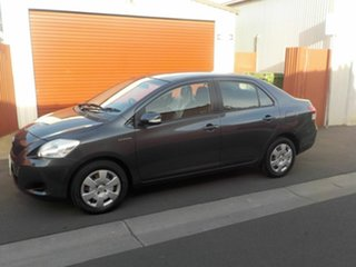 2009 Toyota Yaris NCP93R 08 Upgrade YRS Grey 4 Speed Automatic Sedan