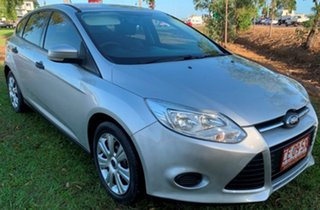 2012 Ford Focus LW Ambiente Silver 5 Speed Manual Hatchback.