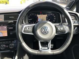 2017 Volkswagen Golf 7.5 MY18 110TSI DSG Highline White 7 Speed Sports Automatic Dual Clutch Wagon