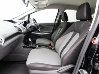2016 Ford Ecosport BK Ambiente Black 6 Speed Automatic Wagon