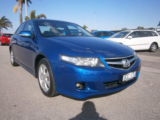 Used Honda Accord Euro CL MY2006 Cheltenham, 2006 Honda Accord Euro CL MY2006 Blue 5 Speed Automatic Sedan