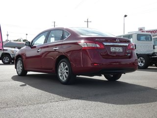 2015 Nissan Pulsar B17 Series 2 ST Red 6 Speed Manual Sedan