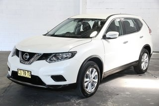 2016 Nissan X-Trail T32 ST X-tronic 2WD Ivory Pearl 7 Speed Constant Variable Wagon