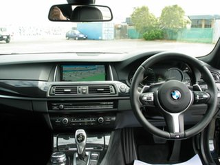 2015 BMW 535i F10 MY15 Luxury Line Black 8 Speed Automatic Sedan