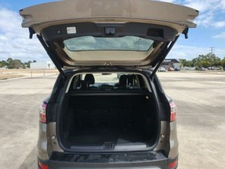 2018 Ford Escape ZG 2018.75MY Titanium Diffused Silver 6 Speed Sports Automatic SUV