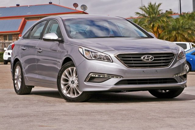 Used Hyundai Sonata LF3 MY17 Active, 2016 Hyundai Sonata LF3 MY17 Active Grey 6 Speed Sports Automatic Sedan