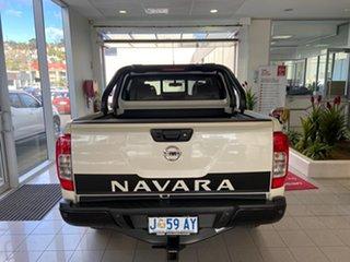 2019 Nissan Navara D23 S4 MY19 N-TREK Warrior White Diamond 7 Speed Sports Automatic Utility