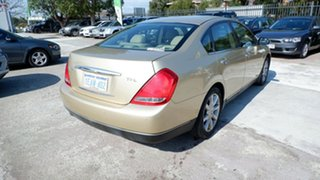 2005 Nissan Maxima J31 MY05 TI-L Gold 4 Speed Automatic Sedan