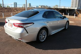 2017 Toyota Camry ASV70R SL Silver 6 Speed Automatic Sedan