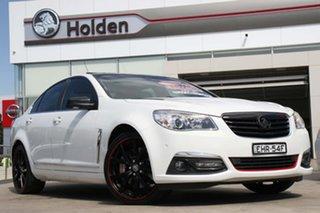 2017 Holden Calais VF II MY17 Director White 6 Speed Sports Automatic Sedan.