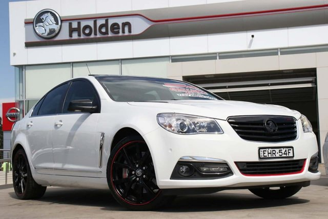 Used Holden Calais VF II MY17 Director, 2017 Holden Calais VF II MY17 Director White 6 Speed Sports Automatic Sedan