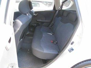 2009 Honda Jazz GE GLi Silver 5 Speed Automatic Hatchback