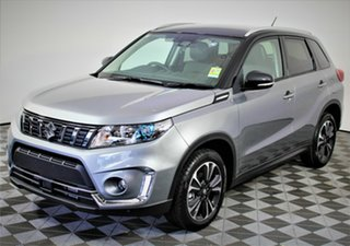 2020 Suzuki Vitara LY Series II Turbo 2WD Galactic Grey & Cosmic Black 6 Speed Sports Automatic.