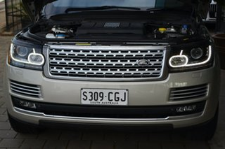 2013 Land Rover Range Rover L405 13MY SDV8 Vogue SE Champagne Beige 8 Speed Sports Automatic Wagon