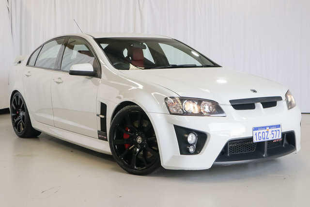 Used Holden Special Vehicles GTS E Series , 2007 Holden Special Vehicles GTS E Series White 6 Speed Manual Sedan