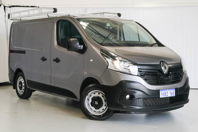 Used Renault Trafic X82 103KW Low Roof SWB, 2017 Renault Trafic X82 103KW Low Roof SWB Grey 6 Speed Manual Van
