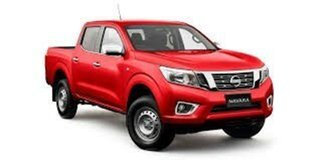 2020 Nissan Navara D23 S4 MY20 SL Burning Red 7 Speed Sports Automatic Utility