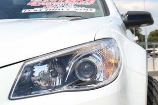 2017 Holden Calais VF II MY17 Director White 6 Speed Sports Automatic Sedan