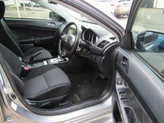 2015 Mitsubishi Lancer CJ MY15 GSR Sportback Grey 6 Speed Constant Variable Hatchback