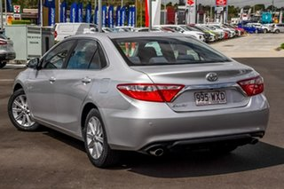 2016 Toyota Camry ASV50R Atara S Silver 6 Speed Sports Automatic Sedan.