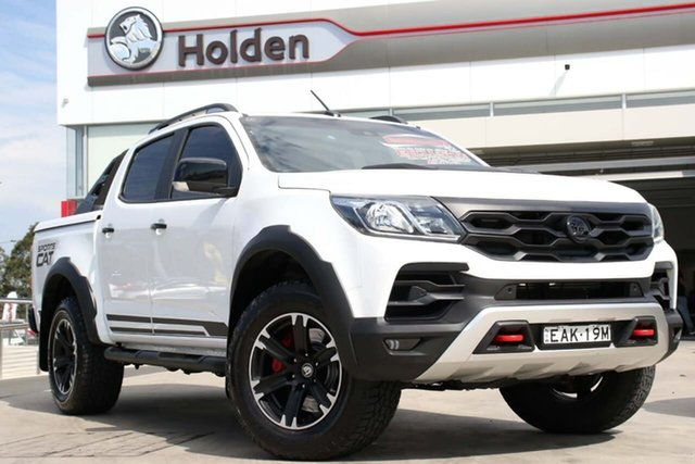 Used Holden Special Vehicles Colorado RG MY19 SportsCat+ Pickup Crew Cab, 2018 Holden Special Vehicles Colorado RG MY19 SportsCat+ Pickup Crew Cab White 6 Speed
