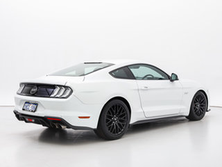 2019 Ford Mustang FN Fastback GT 5.0 V8 Oxford White 6 Speed Manual Coupe