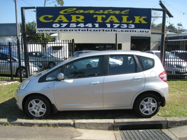 Used Honda Jazz GE GLi, 2009 Honda Jazz GE GLi Silver 5 Speed Automatic Hatchback