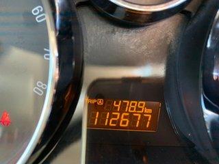 2014 Holden Captiva CG MY14 5 LT Silver 6 Speed Manual Wagon