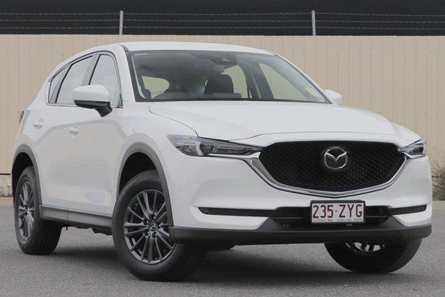 Demo Mazda CX-5 KF4WLA Maxx SKYACTIV-Drive i-ACTIV AWD Sport, CX-5 J 6AUTO MAXX SPORT PETROL AWD