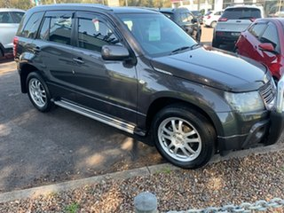 2011 Suzuki Grand Vitara JB MY09 Sport Grey 5 Speed Manual Wagon.