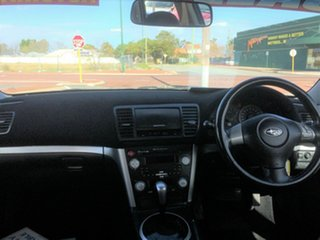 2007 Subaru Outback MY07 2.5i AWD Silver 4 Speed Auto Elec Sportshift Wagon
