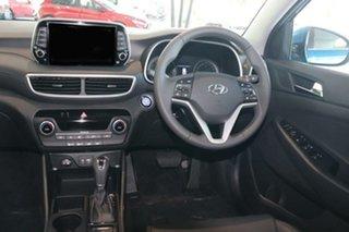 2020 Hyundai Tucson TL3 MY20 Elite D-CT AWD Aqua Blue 7 Speed Sports Automatic Dual Clutch Wagon