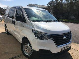 2019 Hyundai iLOAD TQ4 White Automatic.