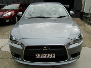 2015 Mitsubishi Lancer CJ MY15 GSR Sportback Grey 6 Speed Constant Variable Hatchback