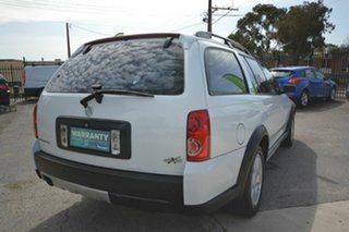 2006 Holden Adventra VZ SX6 White 5 Speed Automatic Wagon