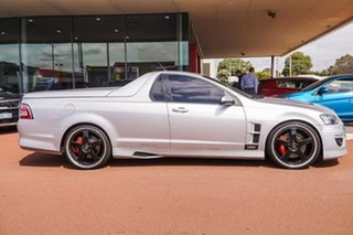 2010 Holden Special Vehicles Maloo E Series 2 R8 Silver 6 Speed Sports Automatic Utility