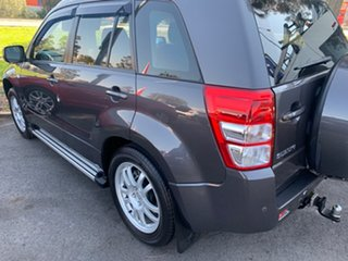 2011 Suzuki Grand Vitara JB MY09 Sport Grey 5 Speed Manual Wagon