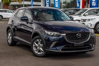 2016 Mazda CX-3 DK2W76 Maxx SKYACTIV-MT Blue 6 Speed Manual Wagon.