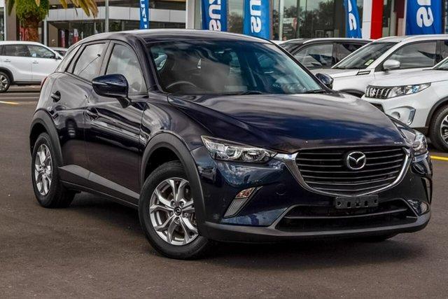 Used Mazda CX-3 DK2W76 Maxx SKYACTIV-MT, 2016 Mazda CX-3 DK2W76 Maxx SKYACTIV-MT Blue 6 Speed Manual Wagon