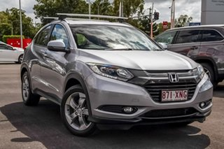 2017 Honda HR-V MY17 VTi-S Silver 1 Speed Constant Variable Hatchback.
