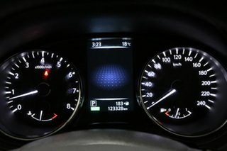 2015 Nissan Qashqai J11 ST White Continuous Variable Wagon