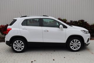 2019 Holden Trax TJ MY19 LTZ White 6 Speed Automatic Wagon.
