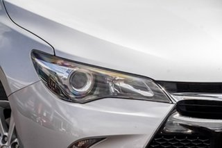 2016 Toyota Camry ASV50R Atara S Silver 6 Speed Sports Automatic Sedan