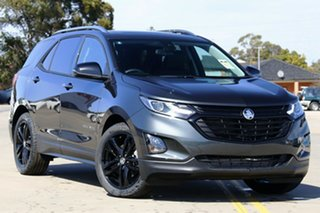2020 Holden Equinox EQ MY20 LT Black Edition (FWD) Son of a Gun Grey 6 Speed Automatic Wagon.