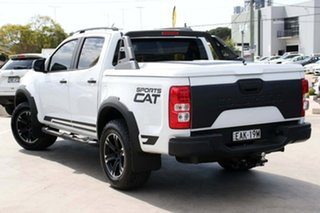 2018 Holden Special Vehicles Colorado RG MY19 SportsCat+ Pickup Crew Cab White 6 Speed.
