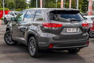 2018 Toyota Kluger GSU50R GXL 2WD Grey 8 Speed Sports Automatic Wagon.