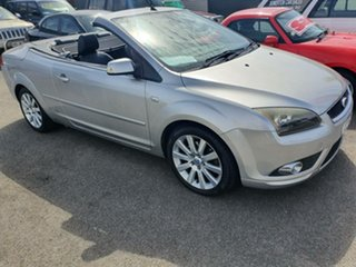 2007 Ford Focus LT Coupe Cabriolet 5 Speed Manual Convertible